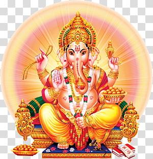 Ilustração de Lord Ganesha, Shiva Ganesha Parvati Ganesh Chaturthi Sri, ganesh PNG clipart
