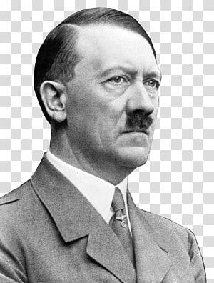 escala de cinza de Adolf Hitler, Adolf Hitler Mein Kampf Alemanha nazista O Holocausto, Adolf Hitler png