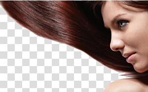 cabelo vermelho da mulher, modelo de penteado cosméticos cabelos longos, modelo de cabelo PNG clipart