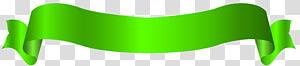 fita verde, faixa verde, faixa verde longo png