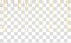 Padrão de ponto de ângulo de linha, luzes noturnas, luzes brancas PNG clipart