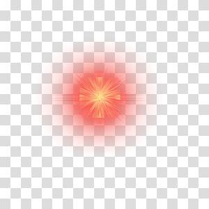 cruz rosa com ilustração de luz, faróis de carros, efeitos de iluminação png