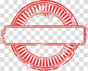 Geometria clara ornamento linha padrão, etiqueta de viagens Vintage, logotipo vermelho PNG clipart