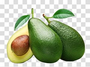 três frutas de abacate, óleo de fruta de abacate, abacate png