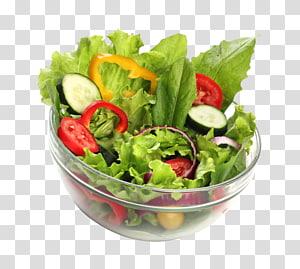 salada de legumes em uma tigela, salada de comida vegetal tigela dieta saudável, tigela de salada de legumes png