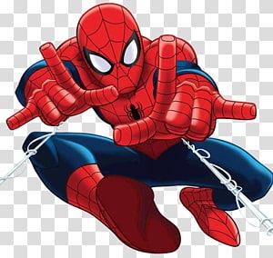 Ilustração do Homem-Aranha, Ultimate Spider-Man, Spiderman Face png
