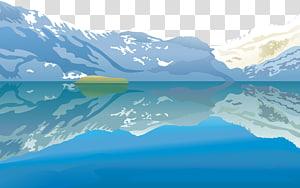 Euclidiano, Lago Iceberg PNG clipart