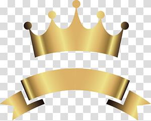 ilustração de coroa de ouro, ícone de coroa, coroa de ouro PNG clipart