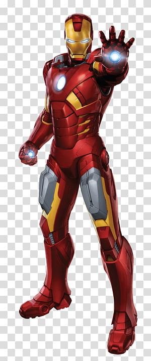 Ilustração do Homem de Ferro, Homem de Ferro Clint Barton Capitão América Filme do Universo Cinematográfico Marvel, ironman PNG clipart