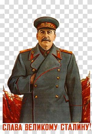 homem de pintura uniforme, Joseph Stalin Planos de cinco anos para a economia nacional da União Soviética Propaganda na União Soviética, Stalin png