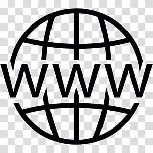 Ícone da Internet na World Wide Web, arquivo da World Wide Web, logotipo da World Wide Web PNG clipart