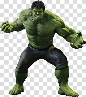 A ilustração do Hulk Incrível, Hulk Clint Barton Thor Homem de Ferro da Viúva Negra, Vingadores PNG clipart