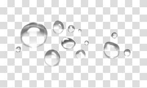 Gota de água, gotas de água, macro de gotas de água PNG clipart