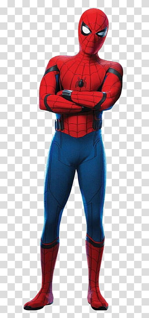 Ilustração do Homem-Aranha, Spider-Man: Homecoming series Hoodie Marvel Cinematic Universe Costume, spider-man png