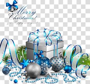 Ilustração de presente de Natal feliz, biblioteca de materiais de presentes de Natal png