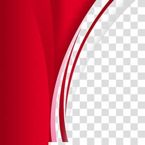 Marca vermelha, modelo de cartão de negócios PNG clipart