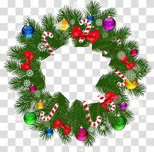 ilustração de grinalda de Natal, grinalda de Natal grinalda, grinalda de Natal PNG clipart