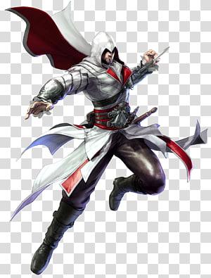 soulcalibur v soul edge credo do assassino ii ezio auditore, personagem do jogo PNG clipart