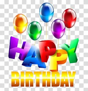 Bolo de aniversário, feliz aniversário, feliz aniversário texto png