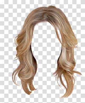 Penteado Peruca Cabelo comprido, Penteados, peruca marrom PNG clipart