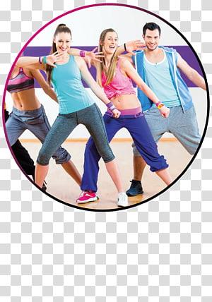 Zumba Exercício físico Dance Fitness Center Exercício aeróbico, zumba dance fitness png