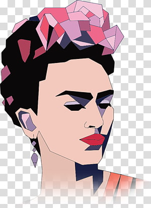 pintura de mulher, Frida Kahlo Museum Artist Painting Drawing, FRIDA PNG clipart