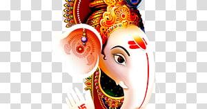 Ilustração de Ganesh, Ganesha Shiva Ganesh Chaturthi, ganesha PNG clipart