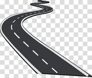 Curva da estrada, Obras rodoviárias do sistema nacional de rodovias indianas, Estrada sinuosa png