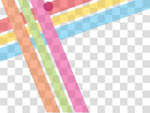 Geometria linha abstração euclidiana, linhas geométricas abstratas coloridas, rosa, verde e marrom PNG clipart