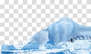 Pinguim Antártico Iceberg, iceberg PNG clipart