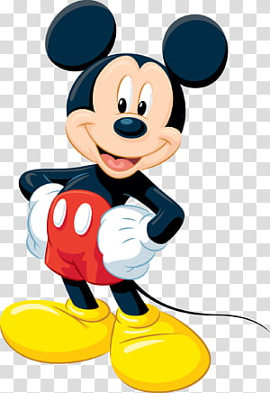 Mickey Mouse Minnie Mouse Margarida Pato, Mickey Mouse, Mickey Mouse PNG clipart