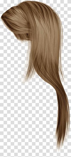 peruca marrom, cabelo com textura afro Penteado mulher, cabelo de mulher PNG clipart
