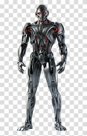 Marvel Ultron illustration, Vision Iron Man Viúva Negra Hulk Ultron, Ultron png