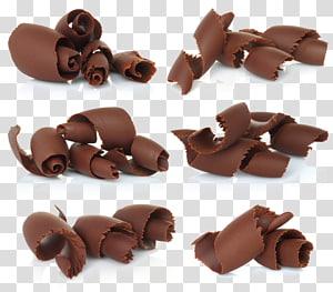 Chocolate branco Barra de chocolate Bolo de chocolate Kinder Chocolate, chocolate, colagem de chocolate PNG clipart