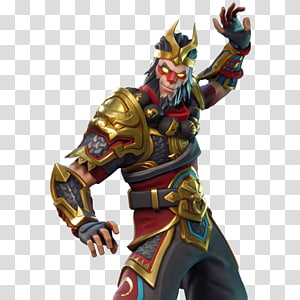 Personagem de DOTA 2 Monkey King, Fortnite Battle Royale Sun Wukong PlayStation 4 PlayerUnknown \ 's Battlegrounds, skin png