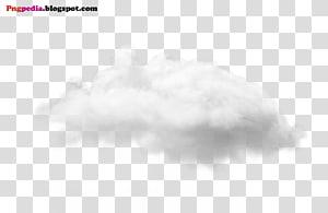 Preto e branco padrão de nuvens do céu, arquivo de nuvens, nuvens brancas PNG clipart
