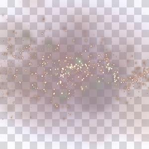Padrão de brilho rosa, efeito de luz noturna de luz das estrelas, arte de luminária PNG clipart