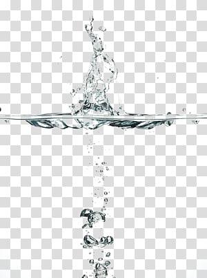 de água, água grátis, água png