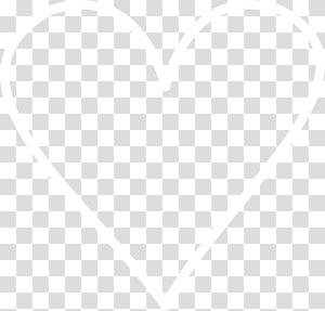 ilustração de coração branco, Estados Unidos Email Information Company, coração branco PNG clipart
