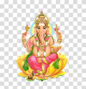 Ilustração de Ganesha, Shiva Ganesha Purana Ganesh Chaturthi, Deusa PNG clipart