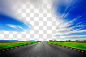 lapso de tempo de pavimento de concreto cinza, superfície da estrada, estrada de estrada bela paisagem png