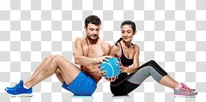 Exercício físico Aptidão física Yoga Personal trainer Academia, Aptidão para homens e mulheres png