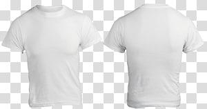 camiseta com gola branca, camiseta Roupas brancas, camiseta branca PNG clipart