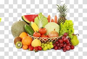 Comida de frutas vegetais Maçã, frutas e legumes Daquan, variedade de frutas na bandeja PNG clipart