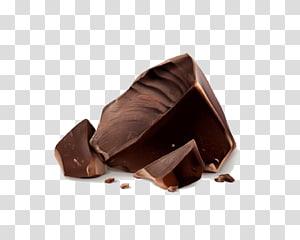chocolate marrom, barra de chocolate Bolo de chocolate Leite Chocolate branco, chocolate triturado PNG clipart