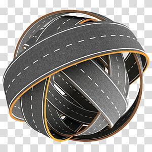 ilustrações de estrada cinza, 1080p Road illustration Gravador de vídeo digital, Cross road png