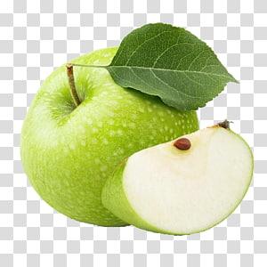 Smoothie de suco Sabor verde-maçã, fruta verde maçã fresca, maçã verde png
