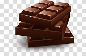 pilha de barras de chocolate, trufa de chocolate barra de chocolate Ferrero Rocher, chocolate PNG clipart