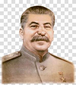 homem vestindo blusa marrom, Joseph Stalin Arquivo de computador, Stalin png