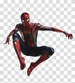 maravilha de ferro aranha, homem-aranha hulk thanos viúva negra youtube, vingador de guerra infinito PNG clipart
